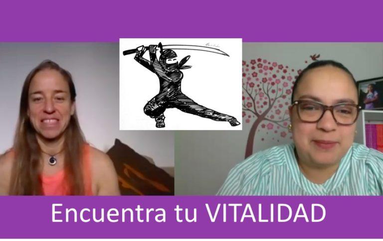 Encontrar la vitalidad | Entrevista